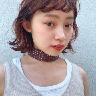 王道ボブでもカラーで抑揚を|【GARDEN harajuku】 椛沢 柚希(カバサワ ユズキ)のヘアスタイル・ヘアアレンジ・髪型|ヘアカタログLALA [ララ]