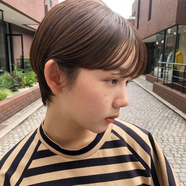 マッシュショート|【AFLOAT D'L】柳原 弘樹のヘアスタイル・ヘアアレンジ・髪型|