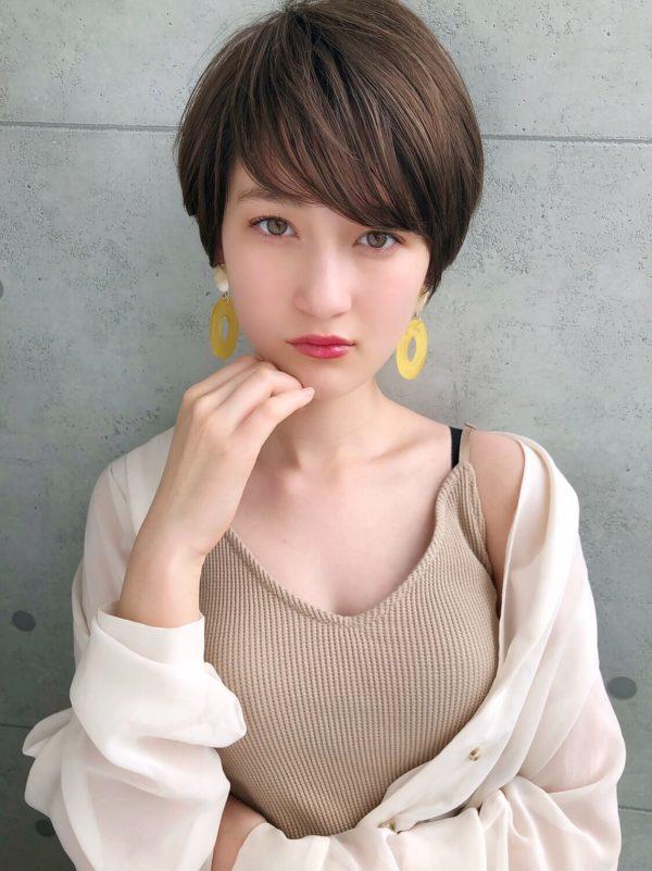人気のマッシュショート|【GARDEN Tokyo】今野 佑哉のヘアスタイル・ヘアアレンジ・髪型|LALA[ララ] フロント