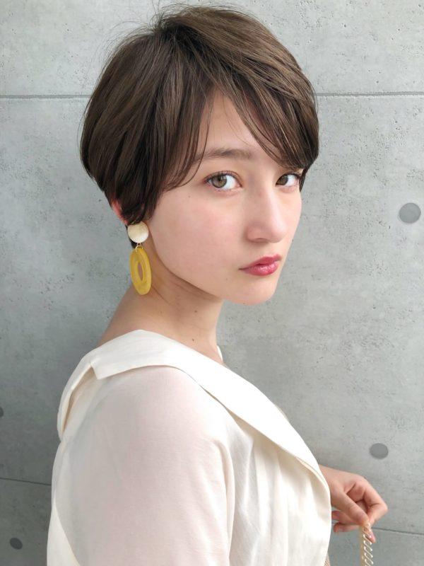 人気のマッシュショート|【GARDEN Tokyo】今野 佑哉のヘアスタイル・ヘアアレンジ・髪型|LALA[ララ] サイド