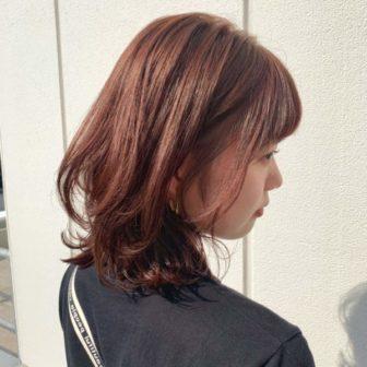 肩はねレイヤー|【GARDEN harajuku】 椛沢 柚希(カバサワ ユズキ)のヘアスタイル・ヘアアレンジ・髪型|ヘアカタログLALA [ララ]