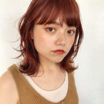ウルフレイヤー|【GARDEN harajuku】 椛沢 柚希(カバサワ ユズキ)のヘアスタイル・ヘアアレンジ・髪型|ヘアカタログLALA [ララ]