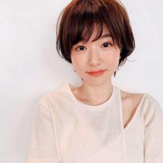 褒められショートボブ|【GARDEN harajuku】 高橋 苗のヘアスタイル・髪型|ヘアカタログLALA [ララ]