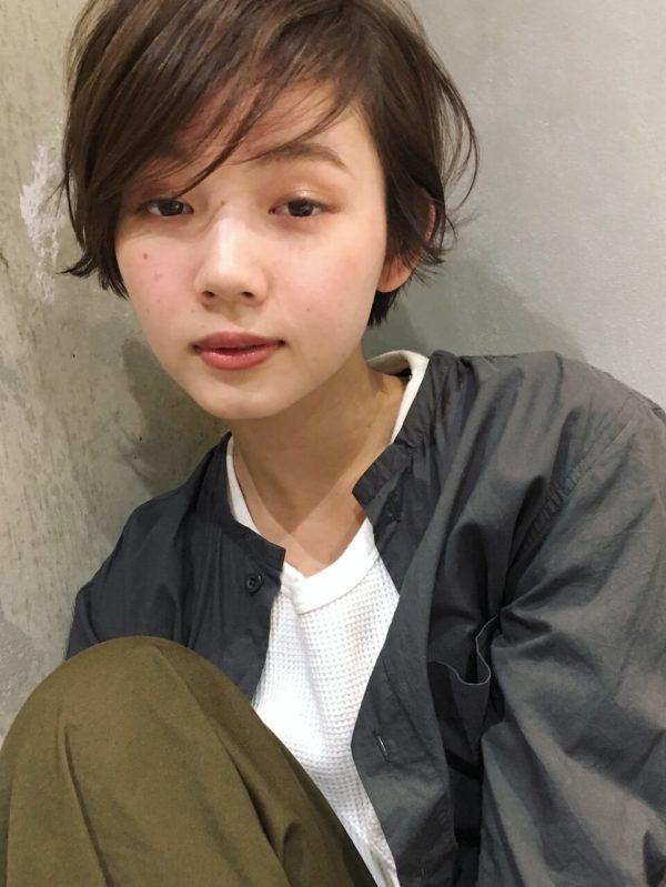クールショート|【KATE】金野 朋晃 (コンノ トモアキ)のヘアスタイル・ヘアアレンジ・髪型