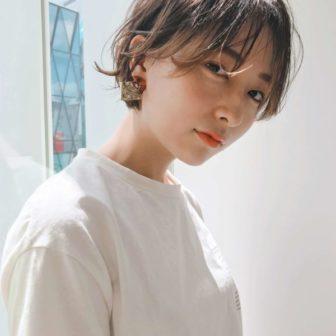 おしゃれかわいいショートボブ|【GARDEN harajuku】 高橋 苗のヘアスタイル・ヘアアレンジ・髪型|ヘアカタログLALA [ララ]