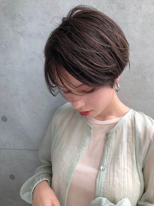 女性らしくて可愛いマッシュショート|【GARDEN Tokyo】今野 佑哉のヘアスタイル・ヘアアレンジ・髪型