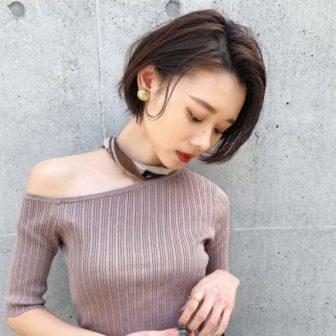 大注目 今年流行りのフェミニンショート|【GARDEN Tokyo】今野 佑哉のヘアスタイル・ヘアアレンジ・髪型|ヘアカタログLALA[ララ]