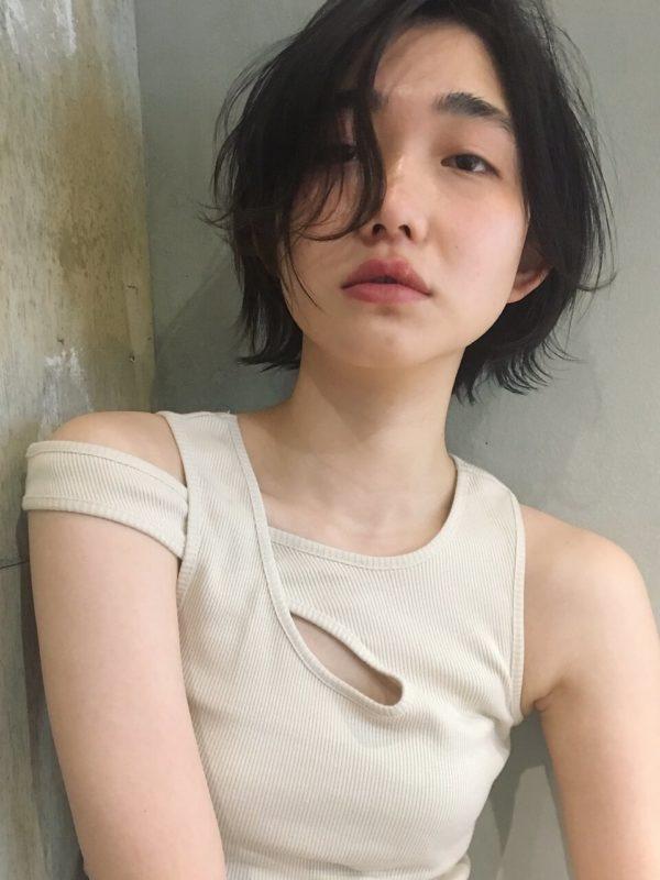 レイヤーボブ|【KATE】金野 朋晃 (コンノ トモアキ)のヘアスタイル・ヘアアレンジ・髪型