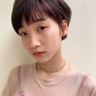 マッシュショート|【KATE】金野 朋晃 (コンノ トモアキ)のヘアスタイル・ヘアアレンジ・髪型・ヘアカタログ|LALA[ララ]