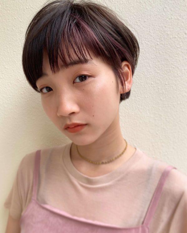 マッシュショート|【KATE】金野 朋晃 (コンノ トモアキ)のヘアスタイル・ヘアアレンジ・髪型