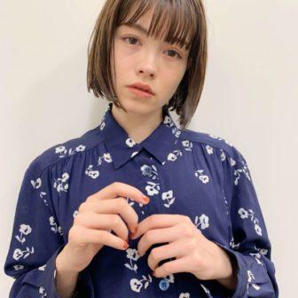 ナチュラルボブ|【JENO】堀江 昌樹のヘアスタイル・ヘアアレンジ・髪型|ヘアカタログLALA[ララ]