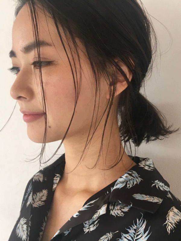 ニュアンスロブ|【KATE】金野 朋晃 (コンノ トモアキ)のヘアスタイル・ヘアアレンジ・髪型