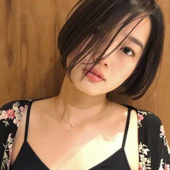 シンプルボブ|【KATE】金野 朋晃 (コンノ トモアキ)のヘアスタイル・ヘアアレンジ・髪型|LALA[ララ]