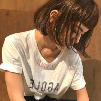 ショートバングボブ|【KATE】金野 朋晃 (コンノ トモアキ)のヘアスタイル・ヘアアレンジ・髪型|ヘアカタログLALA[ララ]