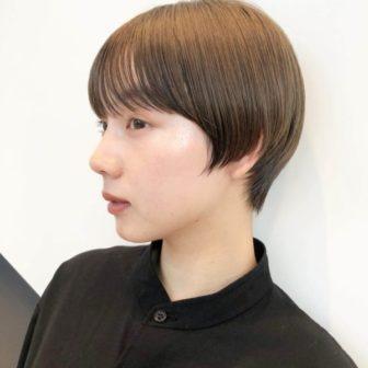 ナチュラルモードなマッシュショート|【JENO】堀江 昌樹のヘアスタイル・ヘアアレンジ・髪型・ヘアカタログ|LALA[ララ]