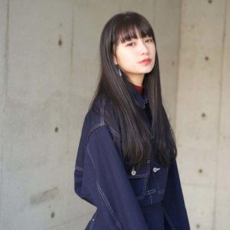 ダークブルージュ/ 艶ロング|【LOAVE AOYAMA】佐脇 正徳のヘアスタイル・ヘアアレンジ・髪型|LALA[ララ]