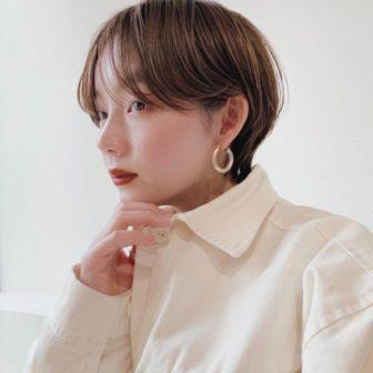 ニュアンスマッシュショート|【GARDEN harajuku】 senaのヘアスタイル・ヘアアレンジ・髪型|ヘアカタログLALA [ララ]
