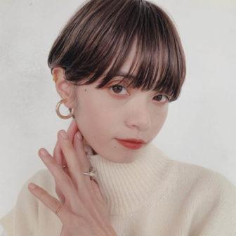 ニュアンスショート|【GARDEN harajuku】 senaのヘアスタイル・ヘアアレンジ・髪型|ヘアカタログLALA [ララ]
