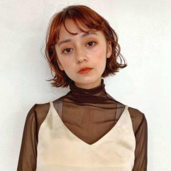外ハネボブ|【GARDEN harajuku】 椛沢 柚希(カバサワ ユズキ)のヘアスタイル・ヘアアレンジ・髪型|ヘアカタログLALA [ララ]