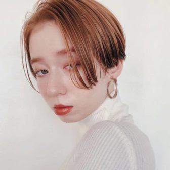 line short|【GARDEN harajuku】 senaのヘアスタイル・ヘアアレンジ・髪型|ヘアカタログLALA [ララ]