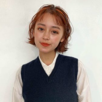 カチューシャアレンジBob|【GARDEN harajuku】 椛沢 柚希(カバサワ ユズキ)のヘアスタイル・ヘアアレンジ・髪型|ヘアカタログLALA [ララ]