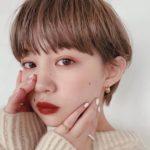 ハイトーンマッシュショート|【GARDEN harajuku】 senaのヘアスタイル・ヘアアレンジ・髪型|ヘアカタログLALA [ララ]