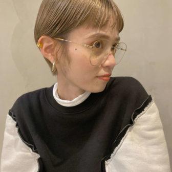 ハイトーンマッシュショート|【SOIE】柳原 弘樹のヘアスタイル・ヘアアレンジ・髪型|LALA[ララ]