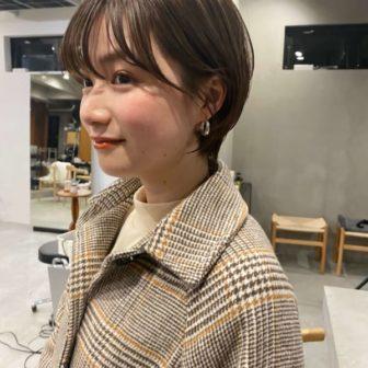 人気マッシュショート|SOIE (ソワ) スタイリスト柳原 弘樹のヘアスタイル