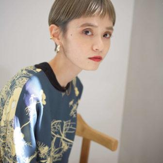 ベリーミニショート|SOIE (ソワ) スタイリスト柳原 弘樹のヘアスタイル