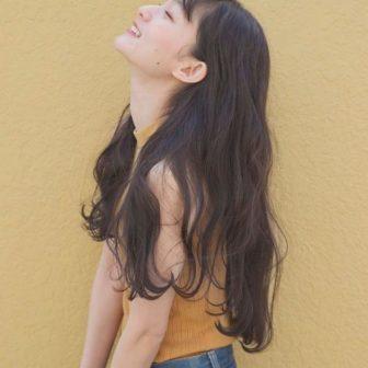 アンニュイwave × ダークブルージュ|表参道の美容室 ローブ アオヤマ(LOAVE AOYAMA)佐脇 正徳のヘアスタイル
