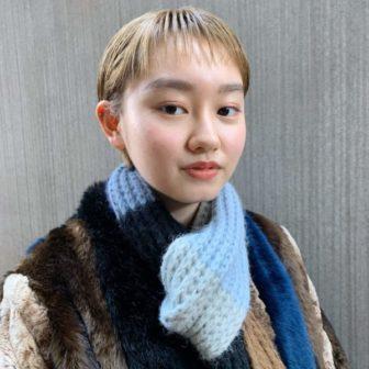 ハイトーンショート|ジェノ(JENO)スタイリスト堀江 昌樹のヘアスタイル