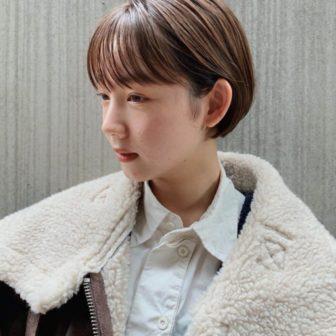 ミニマムショートボブ|表参道の美容室 JENO (ジェノ)スタイリスト堀江 昌樹のヘアスタイル