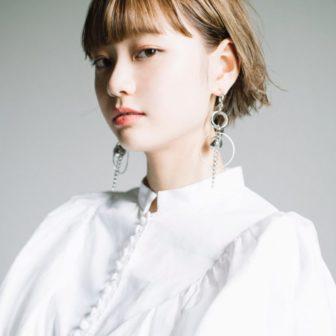 ワイドバング切りっぱなしボブ|美容室【CIECA.】野元亮太