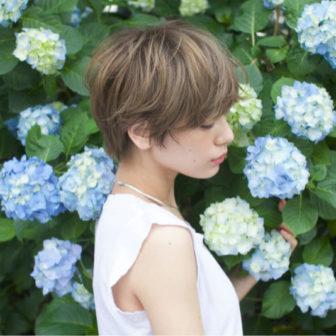無造作ショート|ローブ アオヤマ(LOAVE AOYAMA)スタイリスト佐脇 正徳のヘアスタイル
