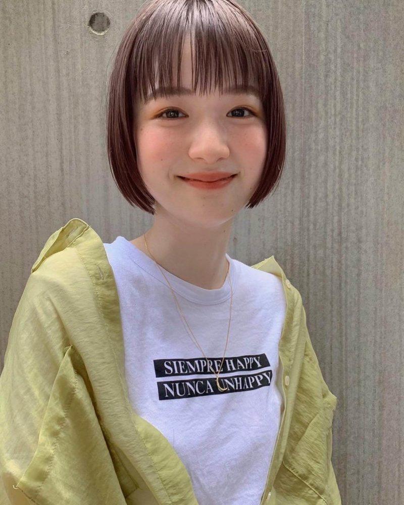 ナチュラルボブ|表参道の美容室 JENO (ジェノ)スタイリスト堀江 昌樹のヘアスタイル