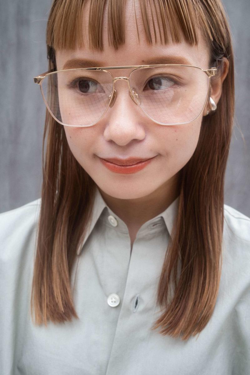 オン眉が似合うハイトーンカラー|表参道の美容室SOIE (ソワ) スタイリスト柳原 弘樹の髪型