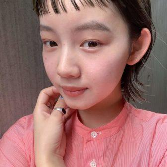 ショートバングのシースルーボブ|表参道の美容室 JENO (ジェノ)スタイリスト堀江 昌樹の髪型・ヘアスタイル