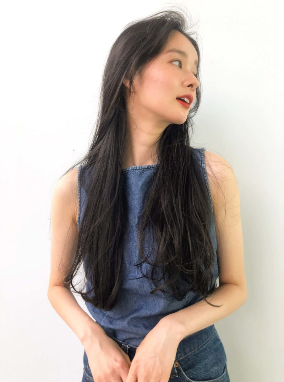 艶髪ロング|表参道の美容室 ダコタレイシー(dakota racy)スタイリスト村瀬 倫子のヘアスタイル