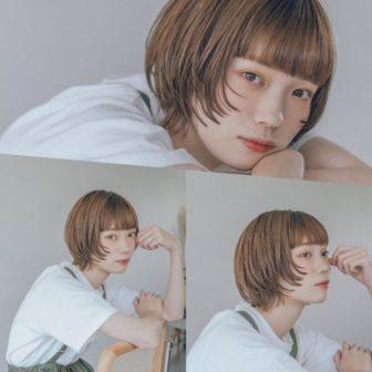 マッシュボブウルフ|表参道の美容室CIECA. (シエカ)スタイリスト野元亮太のヘアスタイル