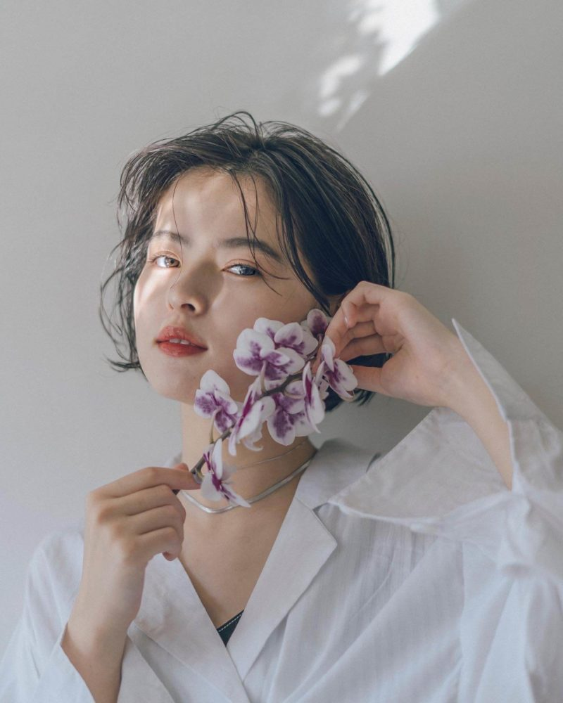 韓国風大人ボブ|表参道の美容室CIECA. (シエカ)スタイリスト野元亮太のヘアスタイル