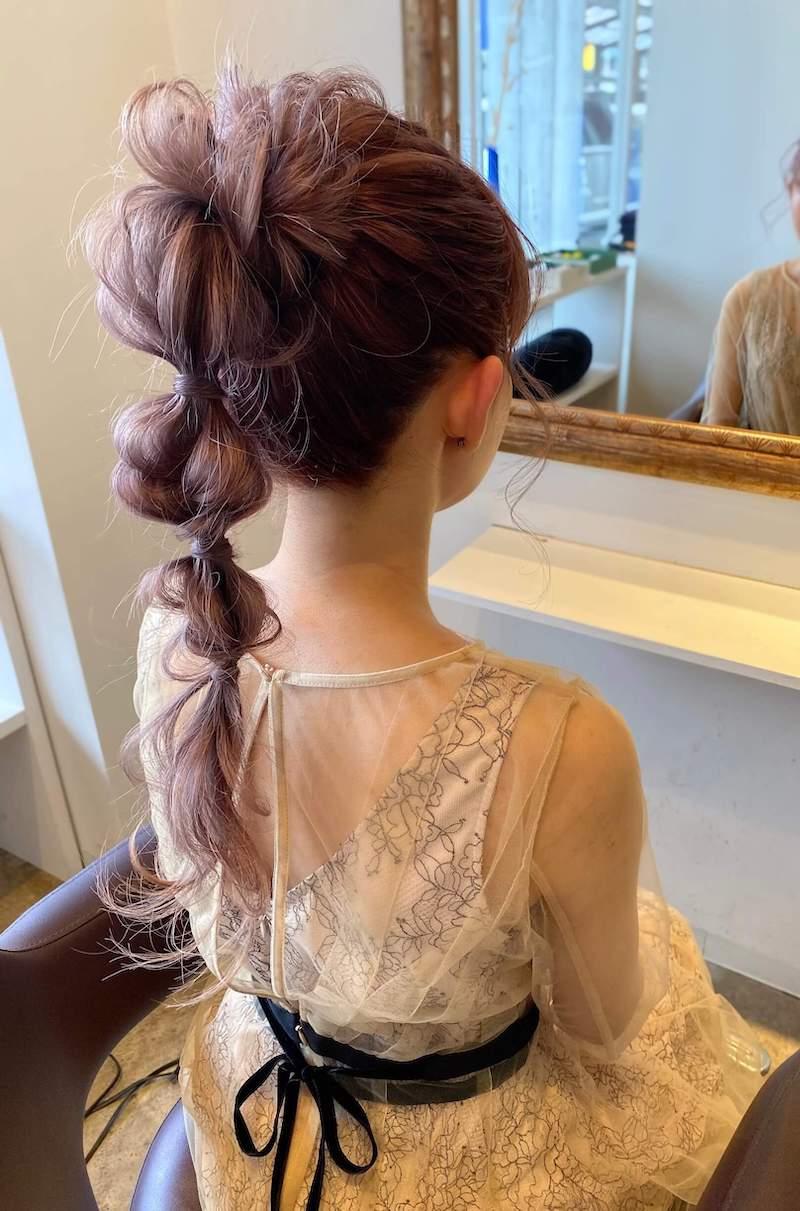 ラーメンマンヘア|岐阜市の美容室ヘアデザインサロンCiel (シエル)スタイリスト魚住 理恵子のヘアスタイル