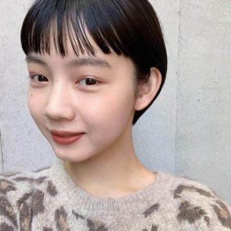 丸みのあるマッシュショート|表参道の美容室 JENO (ジェノ)スタイリスト堀江 昌樹の髪型