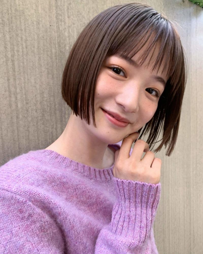 ストレートボブ|表参道の美容室 JENO (ジェノ)スタイリスト堀江 昌樹の髪型