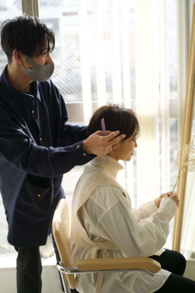 小俣恭平|美容室FILMS 新宿(フィルムス シンジュク)の美容師